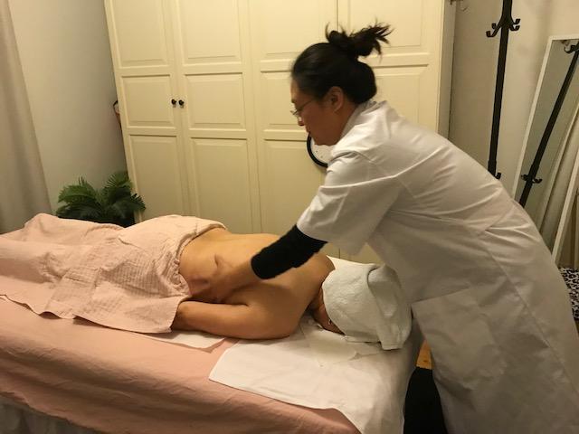 Chinese massage en acupunctuurpraktijk haarlem.